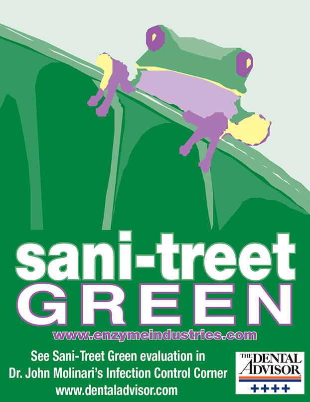 Sanitreet Green Ad