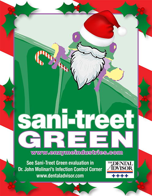 Sanitreet Green Ad